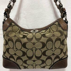 EUC COACH Small handbag